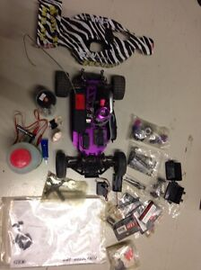 CEN nitro RC buggy Beaconsfield Mackay City Preview