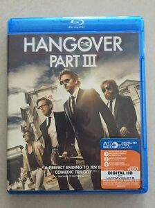The Hangover Part 3 Blu- Ray DVD Brand new St Albans Park Geelong City Preview