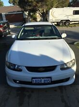 2001 Vu v6 5 speed manual Holden commodore ute Mount Hawthorn Vincent Area Preview