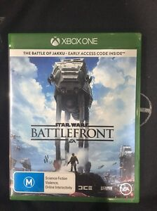 Star Wars Battlefront- Xbox one Bligh Park Hawkesbury Area Preview