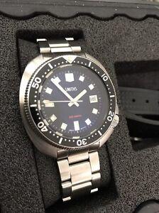 Smiths Timefactors PRS-68 Seiko 6105 Divers Watch Belrose Warringah Area Preview