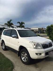 2004 Toyota LandCruiser Wagon Proserpine Whitsundays Area Preview