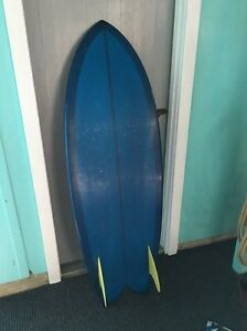 Vouch twin fin surfboard Lennox Head Ballina Area Preview
