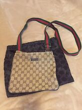 Gucci Canvas Messenger Meadowbank Ryde Area Preview