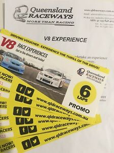 V8 Race Experience Voucher Mango Hill Pine Rivers Area Preview