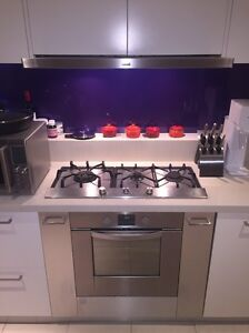 Ariston Oven, Gas Cooktop, Rangehood, Integrated Dishwasher Drummoyne Canada Bay Area Preview