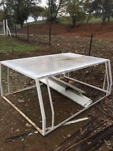 Canopy for tray back Brungle Tumut Area Preview