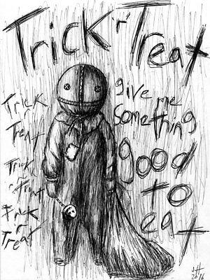 Trick 'r' Treat Sam  8.5