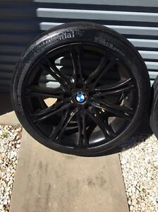 18 inch BMW 5 SERIES M SPORT WHEELS West Lakes Shore Charles Sturt Area Preview