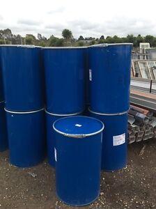 steel drums u0026 plastic barrels 44 gallon u0026 220 litres