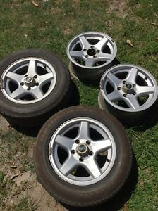 "4 x ROH rims, Suit Ford.  15"" Salamander Bay Port Stephens Area Preview"