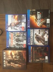 PS4 games St Marys Penrith Area Preview