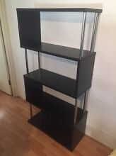 Black Shelving Unit Scoresby Knox Area Preview
