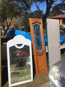 Doors, mirror and wardrobe frame Macquarie Fields Campbelltown Area Preview