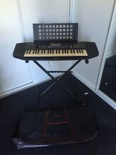 Yamaha Keyboard PSR-78 Great Condition With Power Supply and Stand Valentine Lake Macquarie Area Preview