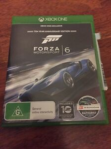 Forza 6 Angle Park Port Adelaide Area Preview