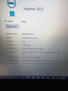 Dell laptop 3521 Kew Boroondara Area Preview