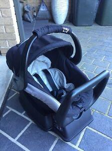 BRITAX SAFE-N-SOUND UNITY INFANT CARRIER Toongabbie Parramatta Area Preview