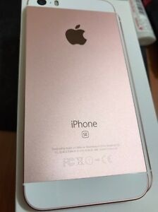 Iphone 5SE rose gold 16gb Durack Brisbane South West Preview