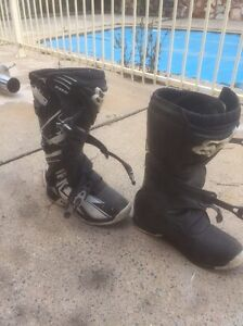 Fox comp 5 boots size 11us Torrens Woden Valley Preview