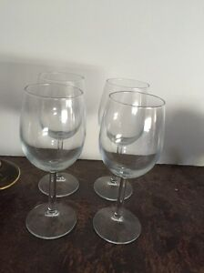 Wine Glasses (set of 4) Liverpool Liverpool Area Preview