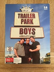 Trailer Park Boys - Complete Series (14 discs) Melbourne CBD Melbourne City Preview