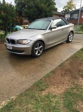 2009 bmw 120i  auto convertible 1 series Casula Liverpool Area Preview