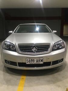 2007 Holden Statesman Sedan MY08 Seaview Downs Marion Area Preview