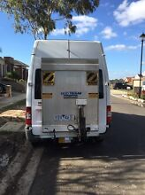 2010 JUMBO VAN WITH REGO AND RWC LOW KMS CLEAN LIKE NEW Craigieburn Hume Area Preview