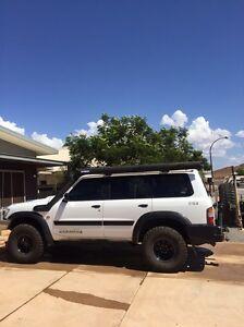 Nissan patrol Karratha Roebourne Area Preview