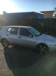 1998 VW golf Kurri Kurri Cessnock Area Preview