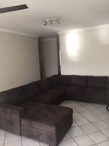 Near new wrap around lounge  $700 Birchgrove Leichhardt Area Preview
