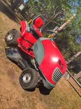 Cox Ride On Mower Southside Gympie Area Preview