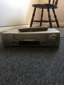 Sharp VHS Player with 28 movies Mount Hutton Lake Macquarie Area Preview