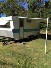 Caravan bunks vintage viscount 1976 retro Adamstown Newcastle Area Preview