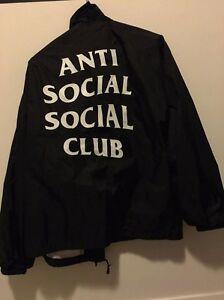 Antisocial Social Club Coach Jacket Strathfield Strathfield Area Preview