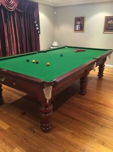 Pool/snooker/billiard table Bligh Park Hawkesbury Area Preview