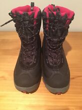 Columbia Ladies Waterproof Snow Boots sz 9 US Mudgeeraba Gold Coast South Preview