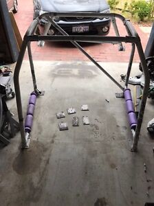 Nissan S14 200sx 6 point bolt in roll cage Hilton Fremantle Area Preview