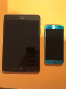 Samsung s6 128gb and Tab A 16gb Browns Plains Logan Area Preview