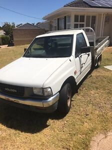 Holden rodeo ute long tray Stirling Stirling Area Preview