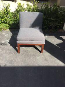 2x armchairs Leppington Camden Area Preview