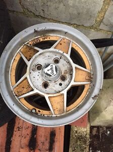 Torana 4 rims Landsdale Wanneroo Area Preview