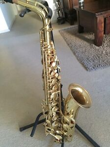 Saxophone - CONN Alto Sax 18M with case Caringbah Sutherland Area Preview