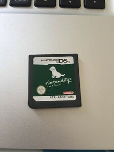 Nintendogs & Crash of The Titans DS Penshurst Hurstville Area Preview