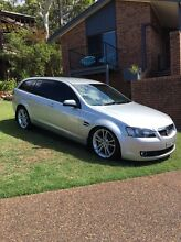 Holden Calais V 2008 Jewells Lake Macquarie Area Preview
