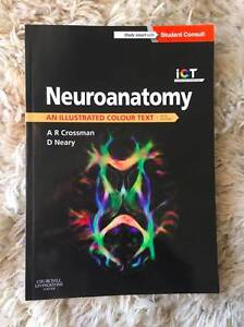 Neuroanatomy: An Illustrated Colour Text by Alan R Crossman Perth Perth City Area Preview