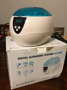 Digital ultrasonic cleanee Como South Perth Area Preview