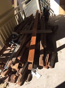 Free hard wood. Como Sutherland Area Preview