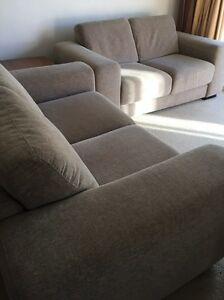Two Nick Scali Two Seater Sofas Maroubra Eastern Suburbs Preview